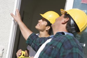 This is a picture of home remodelling experts.